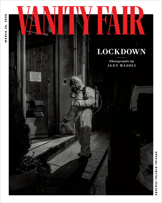 Vanity Fair, 26.3.2020