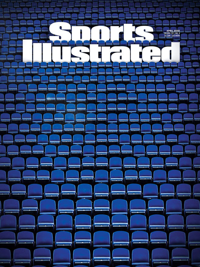 Sports Illustrated, מהדורת אפריל