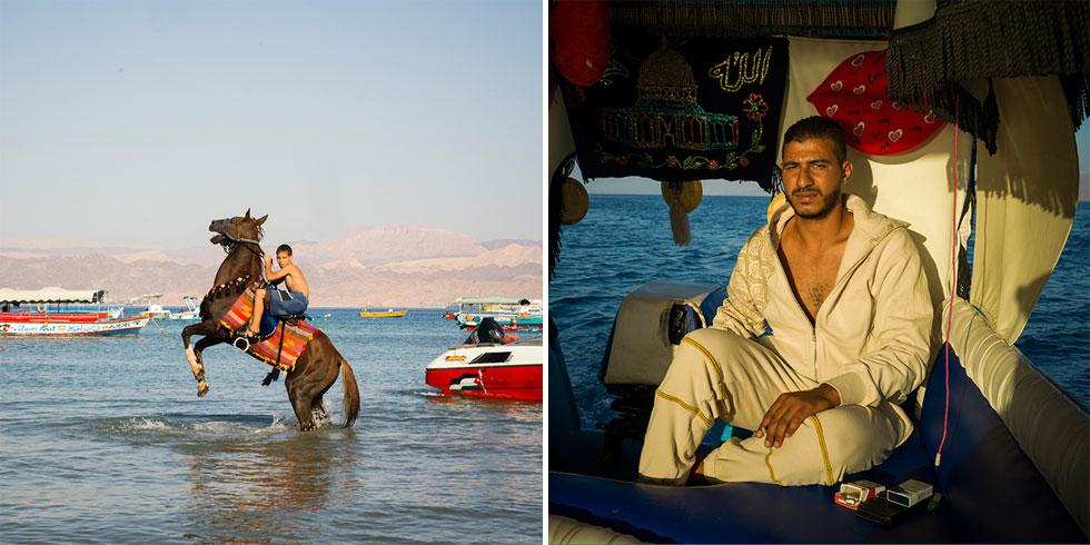 """המותג הישראלי-בינלאומי ADISH מציג את אחד הקמפיינים היפים והרלוונטיים ביותר מהמקום שבו הוא פועל. תחת הכותרת """"ירח אדום מעל נואיבה"""", מציעה הצלמת מיכל חלבין מבט אינטימי ומלא חמלה על תושבי נואיבה בסיני, לבושים כולם בבגדי הקולקציה החדשה"""