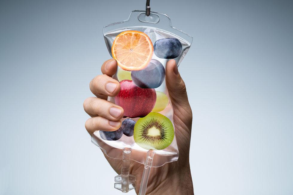 תוספי תזונה למערכת חיסון איתנה: בדקו חוסרים של ויטמינים ומינרלים (צילום: Shutterstock)