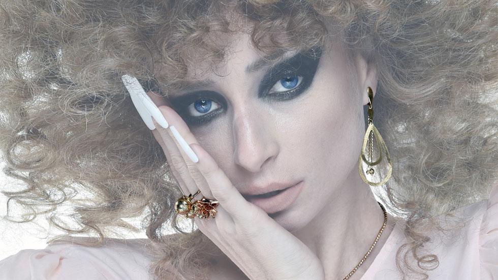 כמה יפה, ככה חזקה: יוליה פלוטקין בהפקת תכשיטים