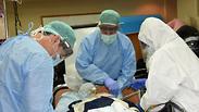 צילום: דוברות מרכז רפואי סורוקה