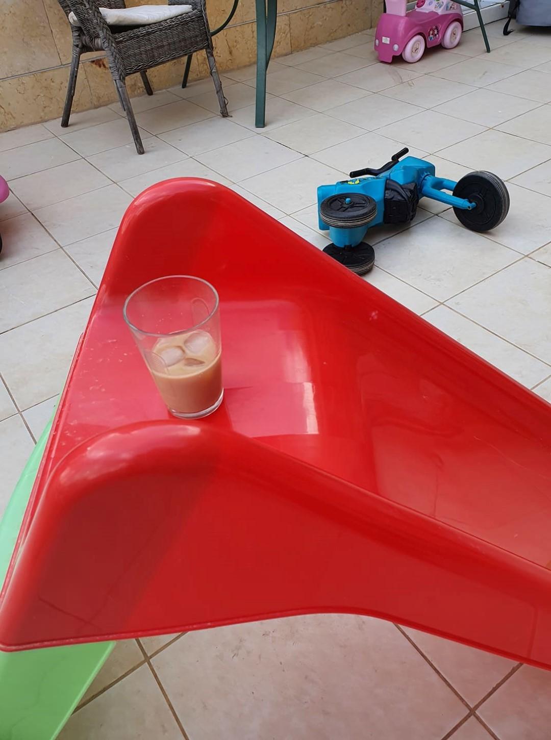 הקפה של רות אופק (צילום: אלבום פרטי)
