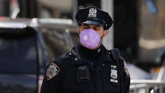 שוטר ב ניו יורק ארה