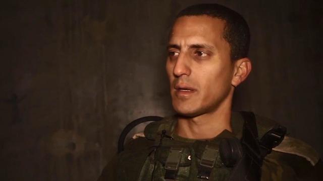 Подполковник Эльад Эдри. Фото: пресс-служба ЦАХАЛа