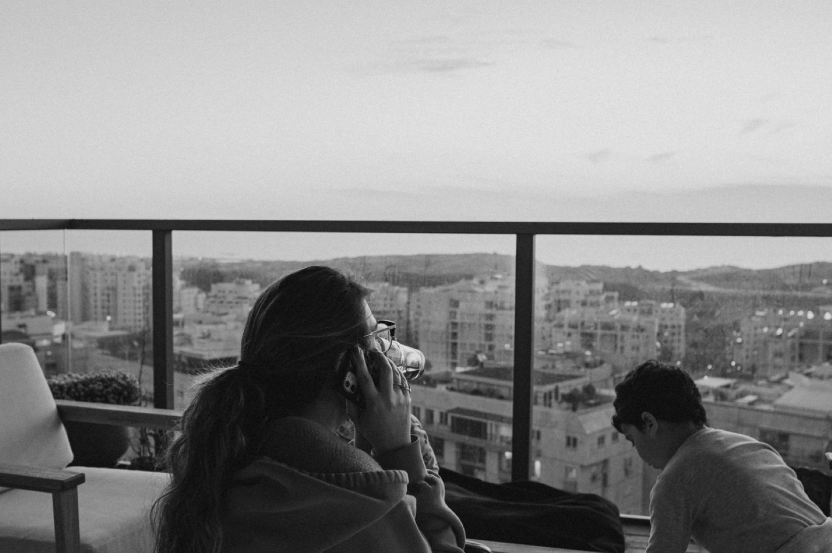 """""""שלפתי מצלמה והתחלתי לצלם"""" (צילום: טל גבעוני)"""