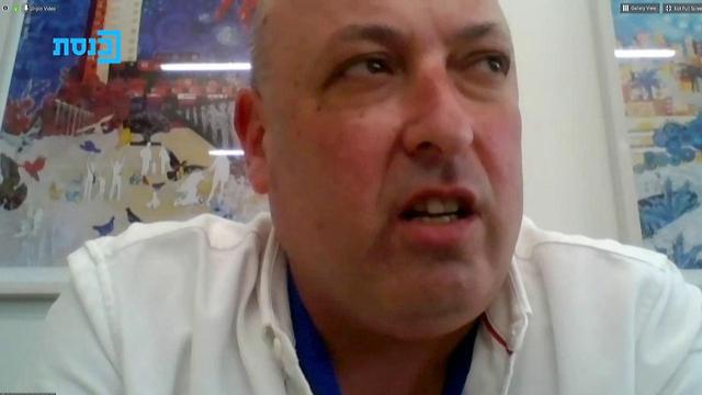 פרופסור איתמר גרוטו (צילום: ערוץ הכנסת)