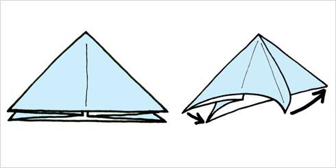 (איור: מרכז האוריגמי)