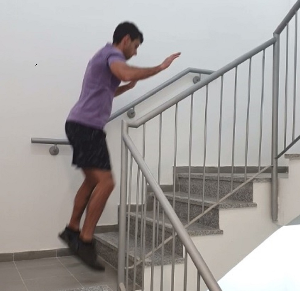 אימון מדרגות ()