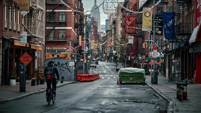 ניו יורק הריקה (צילום: דן ליאור)
