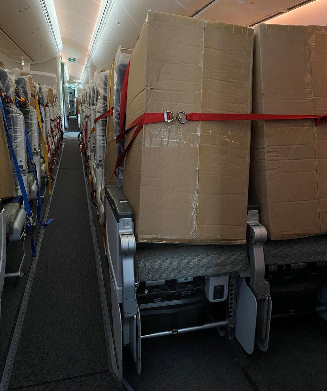 אוריין תטיס ציוד רפואי לארץ משנגחאי ()