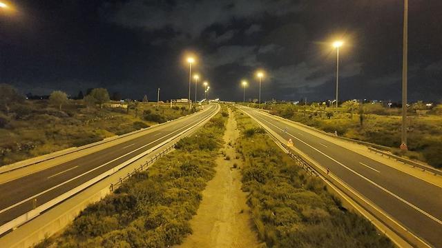 כביש 431 (צילום: שמוליק דודפור)