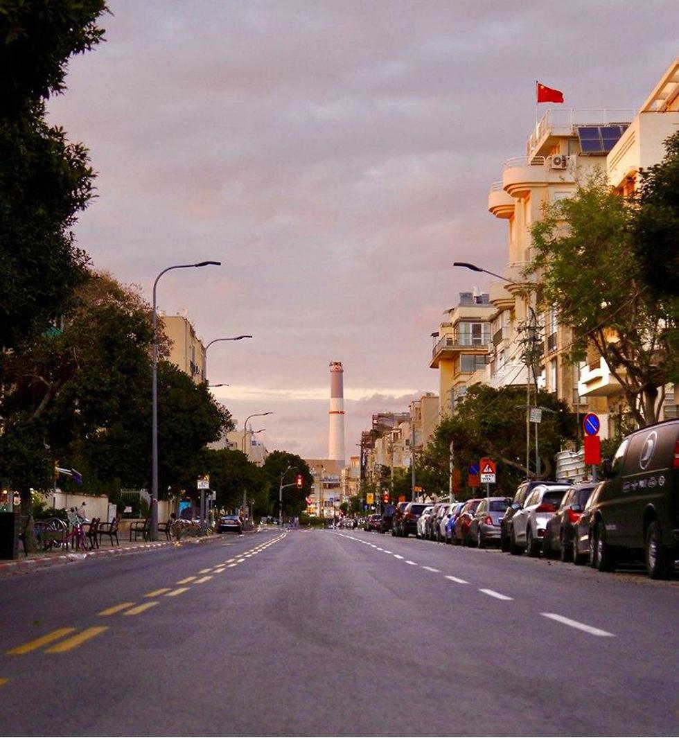 תל אביב (צילום: מאיה שקל)