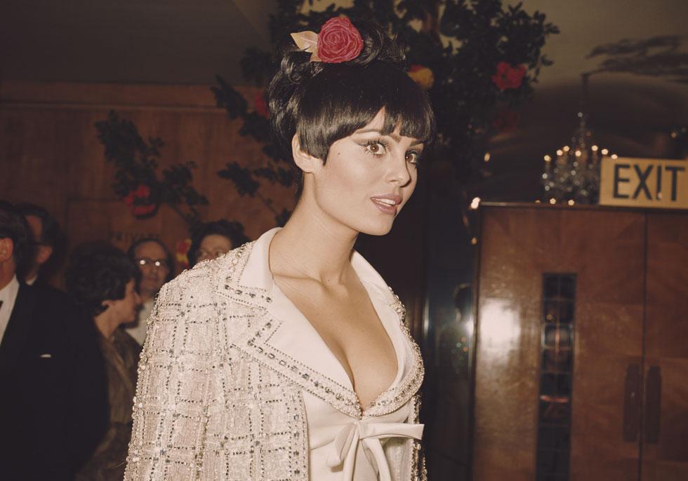 עשתה היסטוריה. דליה לביא, 1965 (צילום: George Freston/GettyimagesIL)