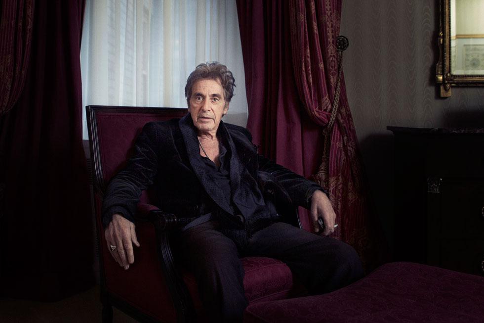 בחייו הפרטיים הוא נראה כמו שילוב בין מאפיוזו איטלקי לכוכב רוק. 2012 (צילום: AP)