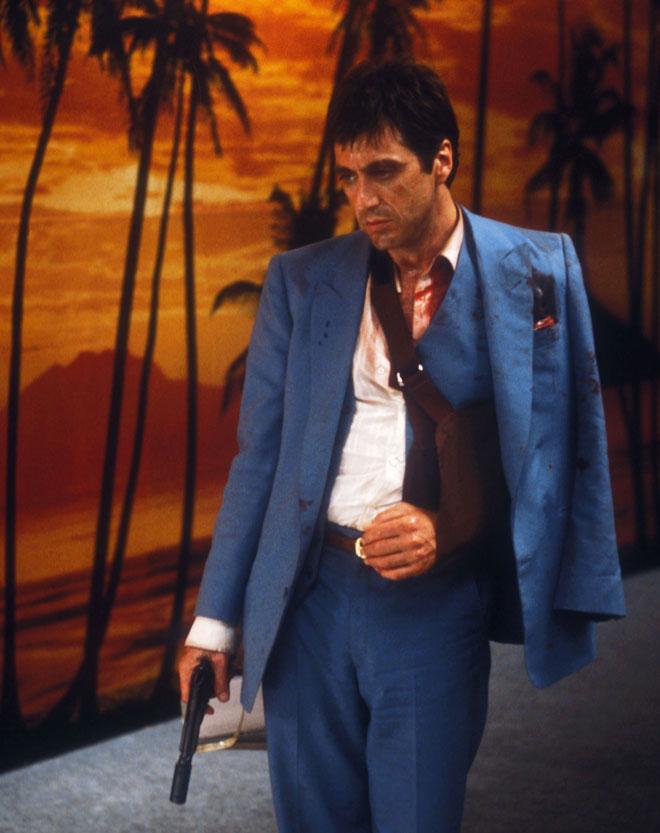 """""""פני צלקת"""", 1983 (צילום: rex/asap creative)"""