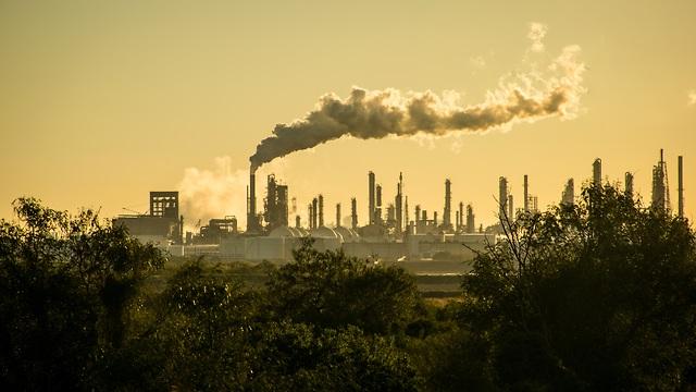 מפעל בטקסס. ארכיון (צילום: shutterstock)