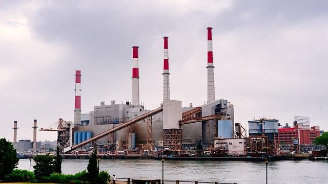 תחנת כוח בניו יורק. ארכיון (צילום: shutterstock)