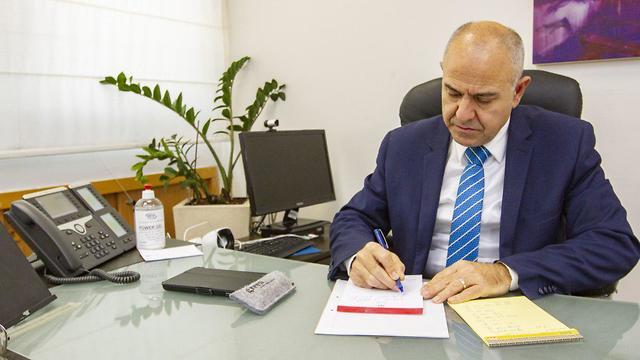 שמואל אבואב (צילום: עידו ארז)