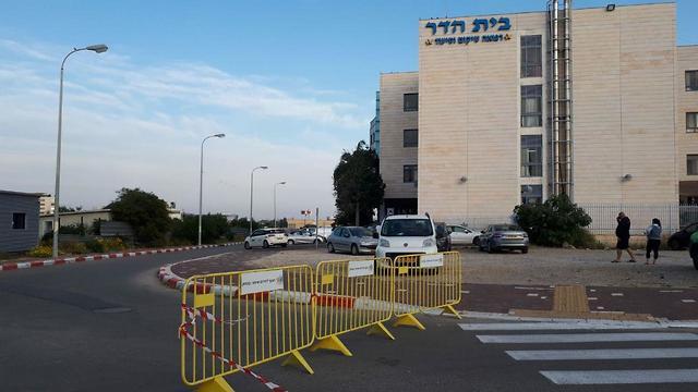 פיקוד העורף סגר את המרכז הגריאטרי באשדוד לאחר שנמצאו בו חולי קורונה ()