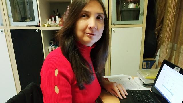סופיה אילזרוב (צילום עצמי)
