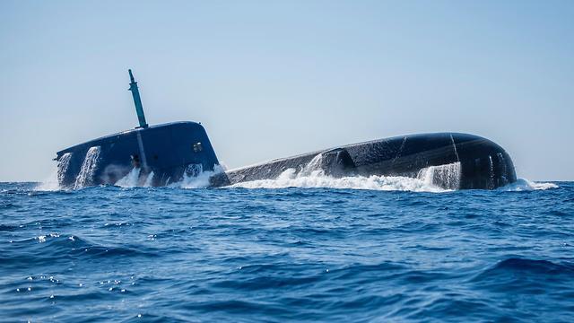 לוחמי הצוללות (צילום: דובר צה