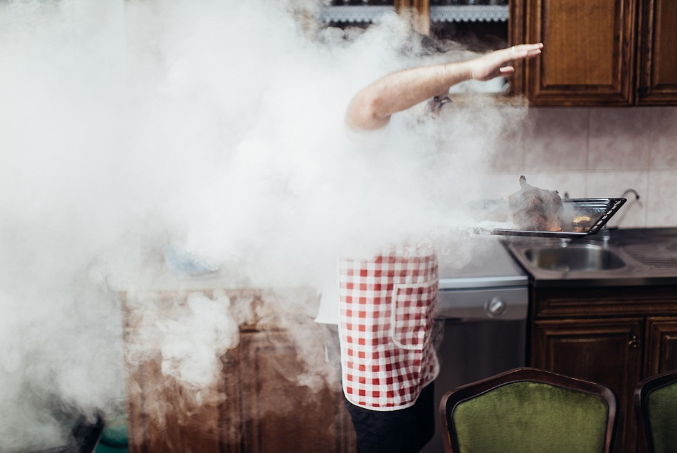לשימוש בלייזר בלבד בישול גרוע מטבח (צילום: i Stock)