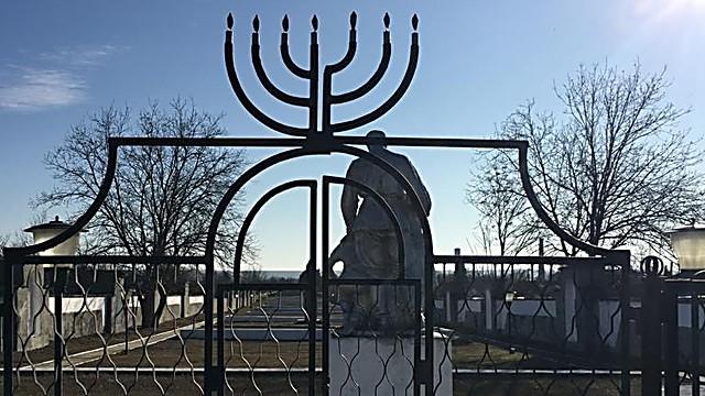 5.קבר אחים ל-18.000 יהודים בדובסרי (דורית רום-רפל)