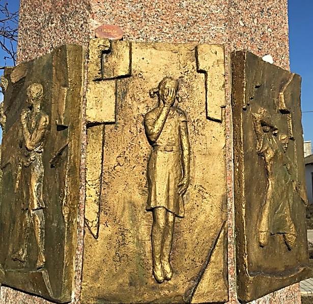 הנצחה רבה. בית הקברות היהודי בבנדרי (דורית רום-רפל)