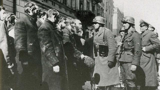 תמונות ארכיון של מפחתה אמה של שושנה חן מגטו ורשה ()