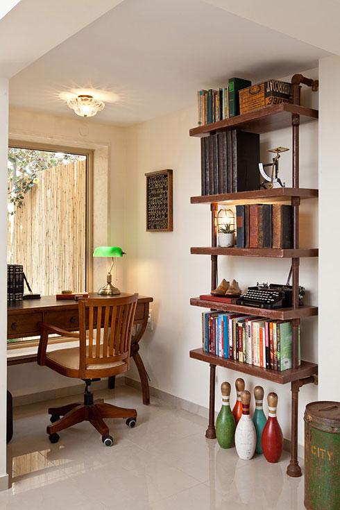 וספרייה - הרבה פחות מסובך ממה שנדמה לכם (צילום: בועז לביא)