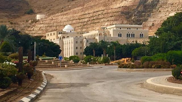 קבר הנביא שועיב (צילום: שקיב עלי)