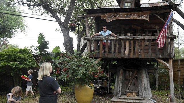 (צילום: AP, Annie Rice/Corpus Christi Caller-Times)