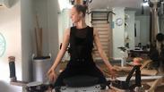תרגול לשחרור הכתפיים והצוואר - תרגיל 4 ()