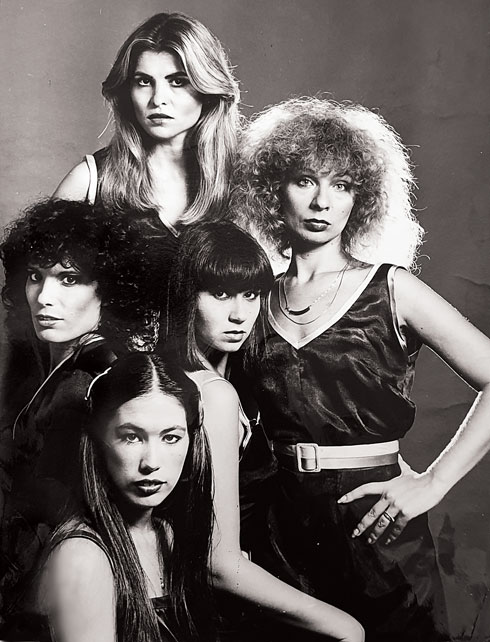 הצלחה בן לילה. סקסטה, 1981 (צילום: שמואל יערי)