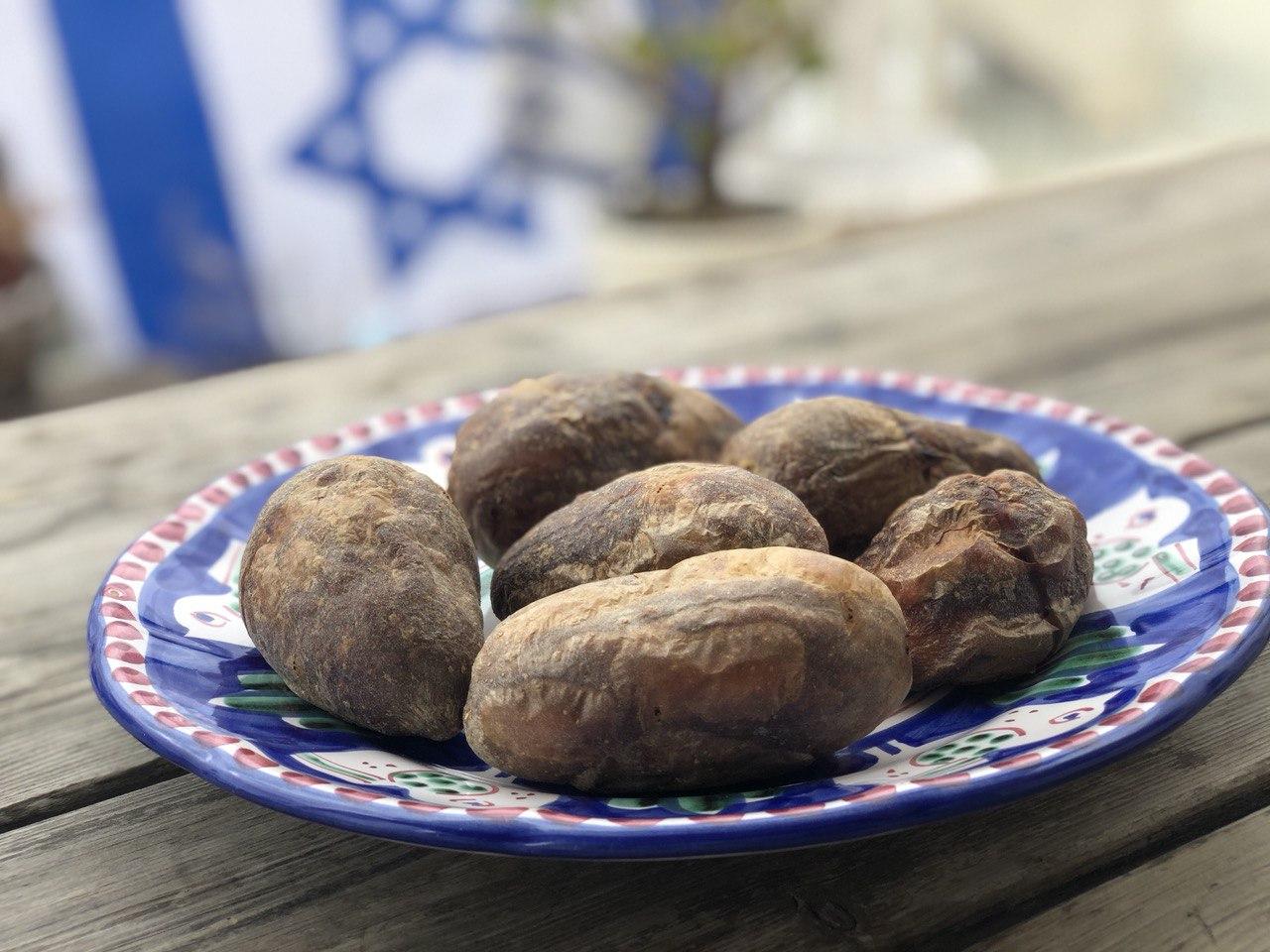 תפוחי אדמה בטעם של מדורה (צילום: תיקי גולן)