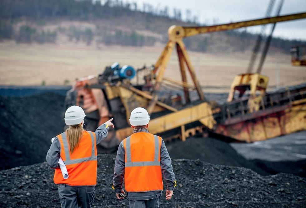 מכרה פחם (צילום: shutterstock)
