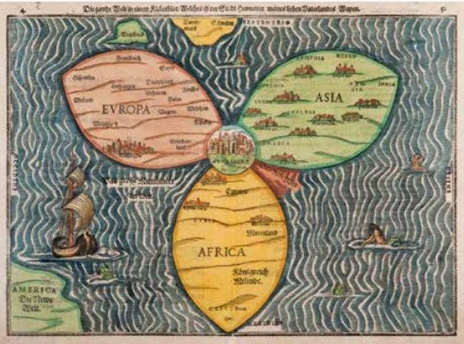 גם בכתבים לא יהודיים - ירושלים בטבורו של עולם (בית המכירות הפומביות קדם, ירושלים)