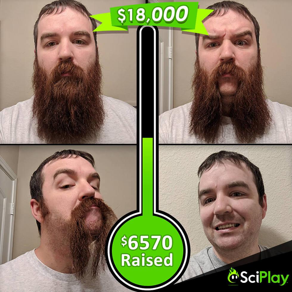 תרומות אתגר של חברת הגיימינג SciPlay (צילום: יח