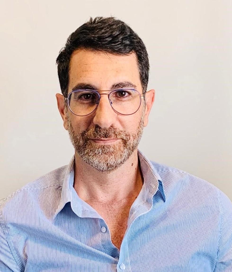 אריק כהן (צילום: יח