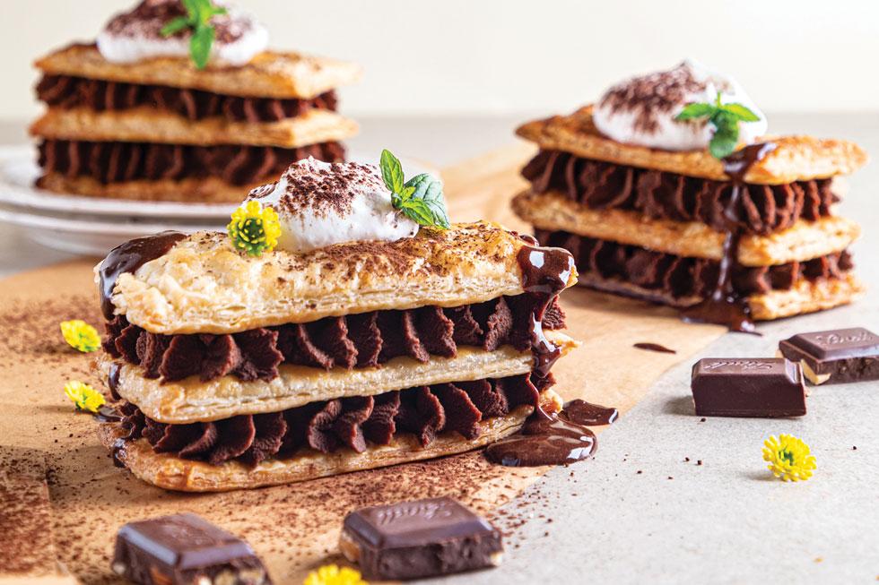 מילפיי שוקולד (צילום: שרית גופן, סגנון: עמית דונסקוי)