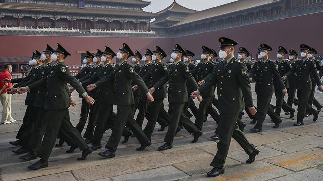 נגיף קורונה סין פתיחה מחדש של העיר האסורה בייג'ינג (צילום: gettyimages)