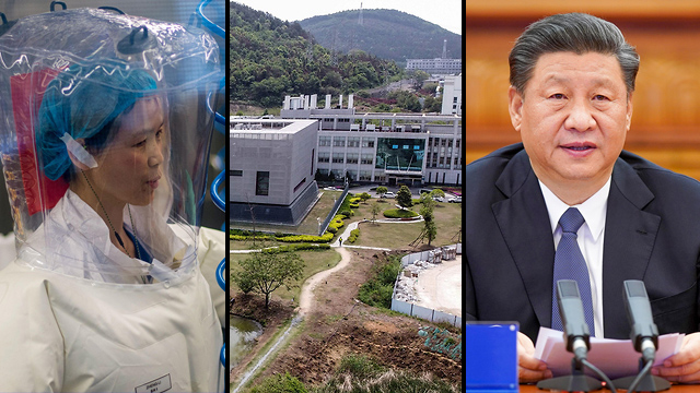 הסתרה והשמדת ראיות: השקרים של סין נחשפים B_3