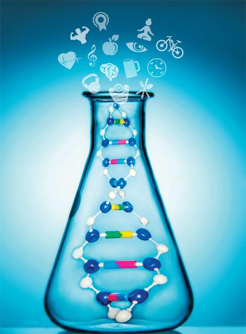 לפני שאתם ממהרים לקחת דגימת רוק מרירית הלחי ולשלוח אותה למרכז ריצוף גנטי למטרות כאלה או אחרות, כדאי שתהיו מודעים גם לאופן שבו התוצאות שיתקבלו עשויות להשפיע עליכם (צילום: Shutterstock)