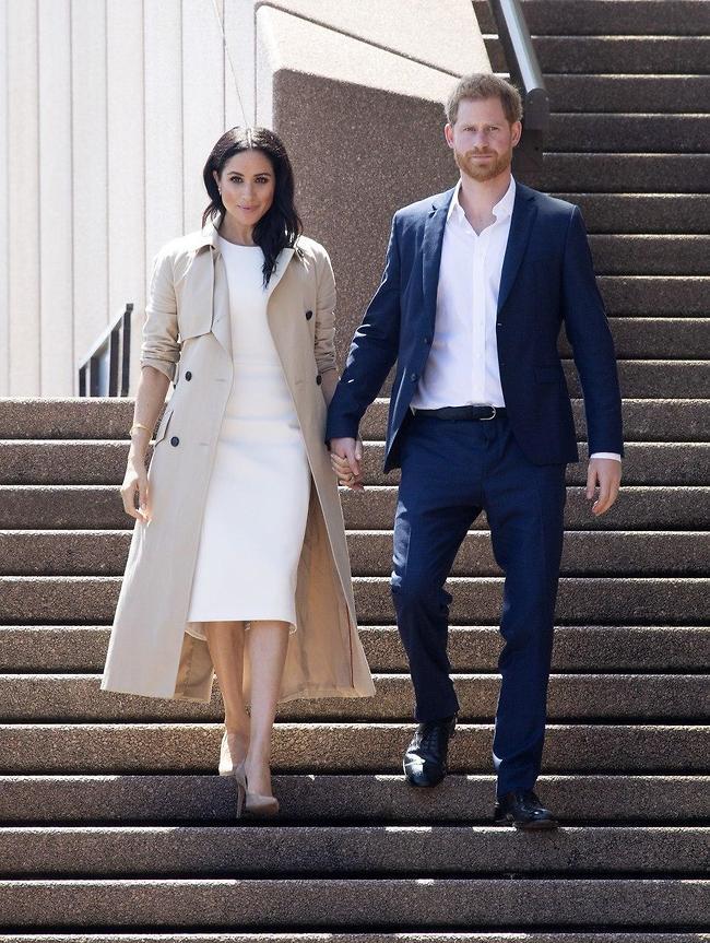 מי משלם עבור זה? הנסיך הארי ומייגן מרקל (צילום: Gettyimages)
