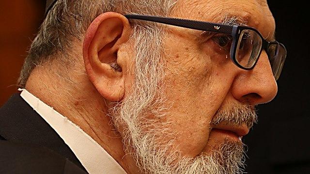 הרב נחום אליעזר רבינוביץ יהדות (באדיבות בית הדין 'גיור כהלכה', צילום: עזרא לנדאו)