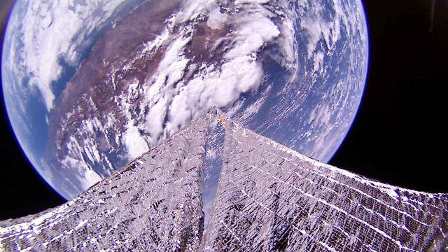 צ'ילה מהחלל (צילום: האגודה הפלנטרית)
