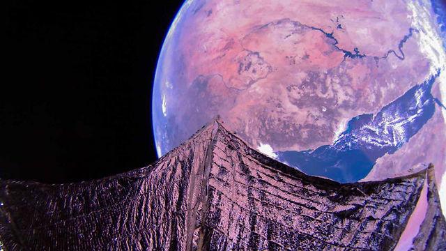 הים האדום והנילוס (צילום: האגודה הפלנטרית)