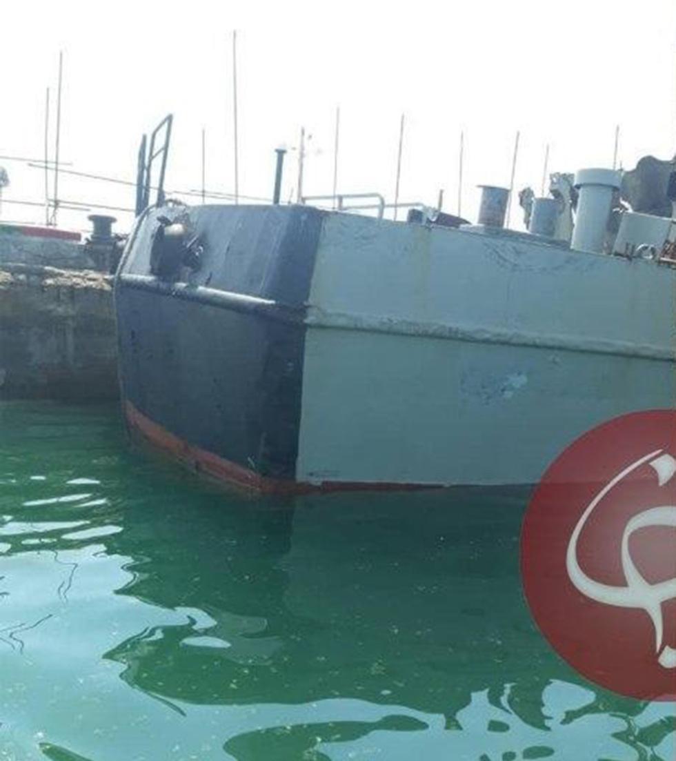 איראן מאשימה את ישראל בשרפה של ספינת קרב איראנית במפרץ עומאן 996040601002869801103no