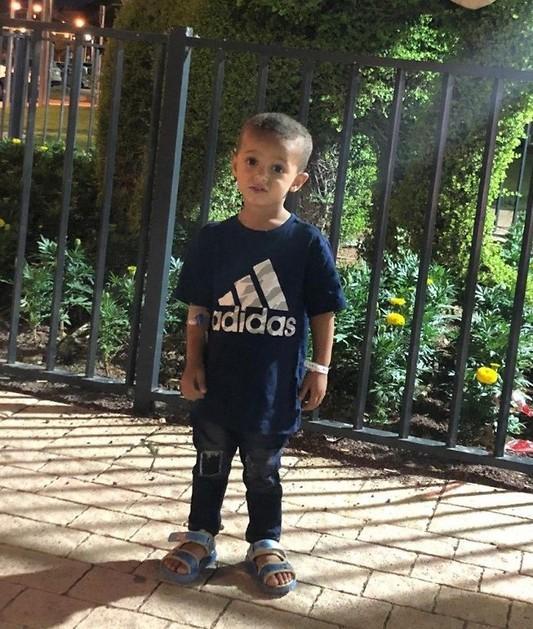 מוחמד אבו חמד. איבריו הצילו ארבעה ישראלים ( )